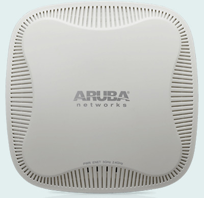 Aruba / HPE AP-103 wireless access point 802.11a/b/g/n Dual Band