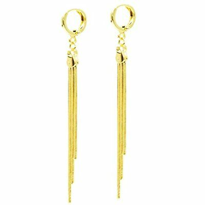 Juvel Jewelry 14k Gold plating Classic Noble Earrings Drop And Dangle For Girls