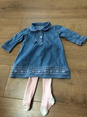 Baby Girl Dress Outfit 6-9 Months