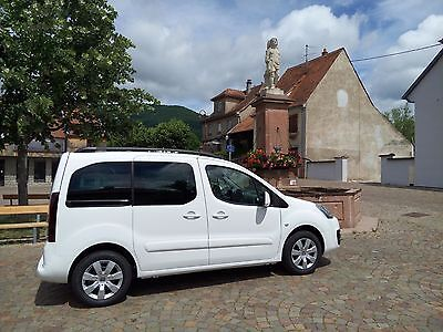 Citroen Berlingo Multi 1.6 Hdi 92 Ch ## Airco Automatique ## 10 500 Euros