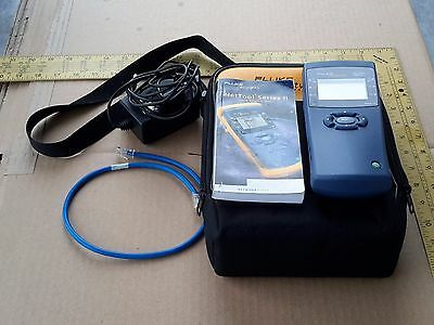 Fluke Networks NetTool Series II Inline 10/100/1000 Network Tester