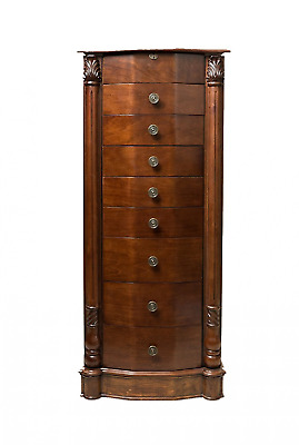 Hives and Honey Bailey Jewelry Armoire with Mirror 32799 PicClick