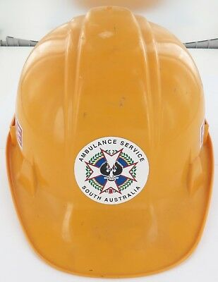 1991 South Australia Ambulance Service Hard Hat.