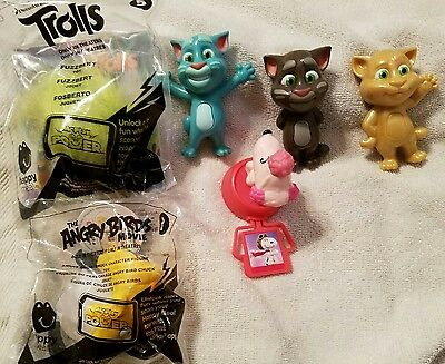 Mcdonalds Happy Meal Toys LOT