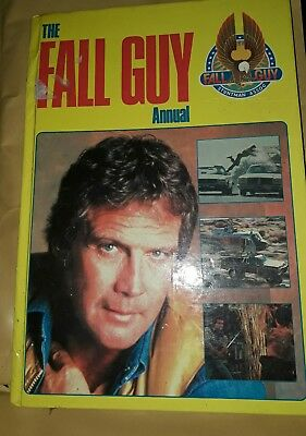 The Fall Guy Annual 1981 Lee Majors