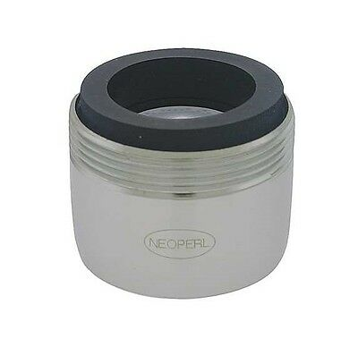 NEOPERL 0.5 GPM Low Flow Dual-Thread Faucet Aerator
