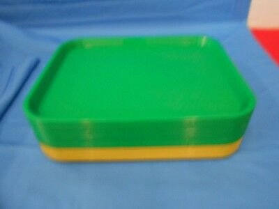 SERVING TRAYS plastic Cambro and Traymax (23 in this lot)