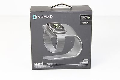 Nomad Charging Stand for Apple Watch Space Gray Aluminum on GREAT CONDITION***