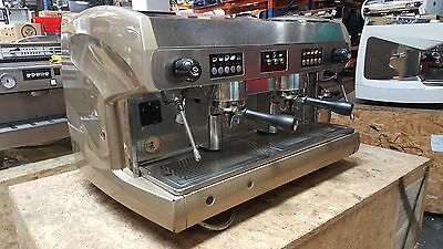 Wega Polaris Commercial Espresso Coffee Machine Cafe Equipment No Grinder Latte