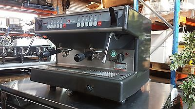 Nuova Simonelli Compact 2 Group Espresso Coffee Machine Cheap Cappuccino La