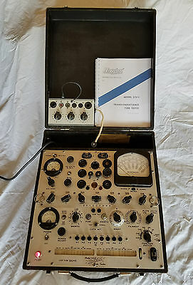 Hickok 539B, with CA-5, Tube Tester, Calibrated