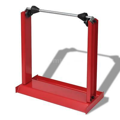NEW Professional Motorcycle Wheel Balancing Stand Red Tool Set Fit N6J4