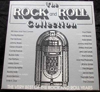 VARIOUS ARTISTS: The Rock And Roll Collection 3LP Box Set
