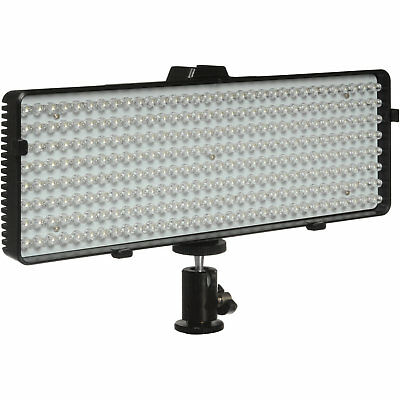 320 LED On Camera Dimmable Variable Temperature DSLR Photo Video Light