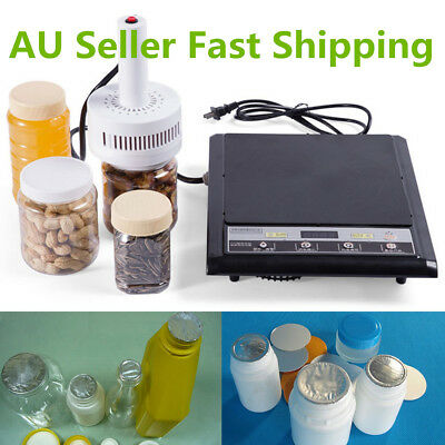 1200W Handheld Induction Sealer Bottle Cap Foil Sealing Machine 20-100mm 220V AU