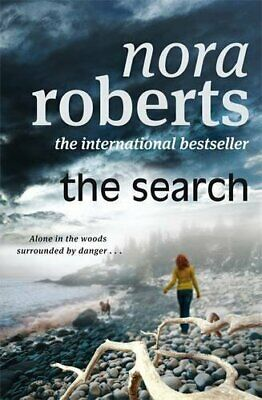 The Search by Roberts, Nora Paperback Book The Cheap Fast Free Post