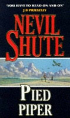Pied Piper by Shute, Nevil Paperback Book The Cheap Fast Free Post