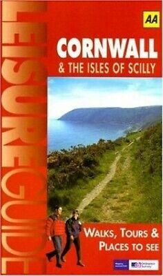 Cornwall and the Isles of Scilly (Ordnance Survey/... by Hannigan, Des Paperback