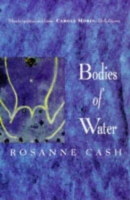 Bodies Of Water, Rosanne Cash Paperback Book The Cheap Fast Free Post
