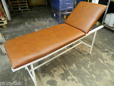 Sidhil Doctors Couch, Consulting Bench, Massage Table, Ex Military Stores [DSF]