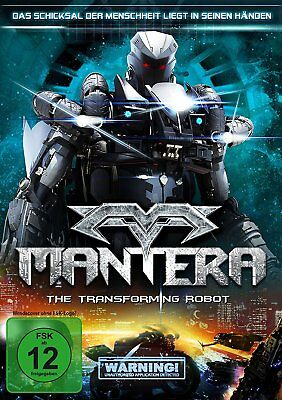 Mantera - The Transforming Robot   DVD/NEU/OVP