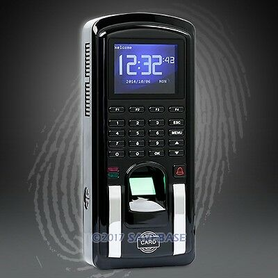 Biometric Fingerprint Access Control And Time Attendance With ID Card Reader+USB