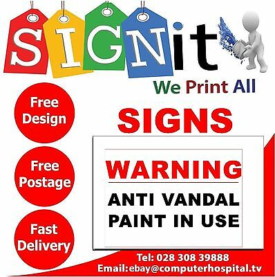 145mm x 195mm CCTV In Operation WARNING SAFETY STICKER DECAL SIGN A5
