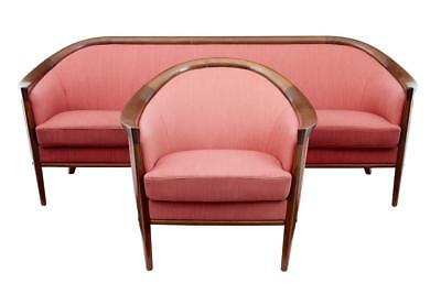 20Th Century Armchair And Sofa By Andersson
