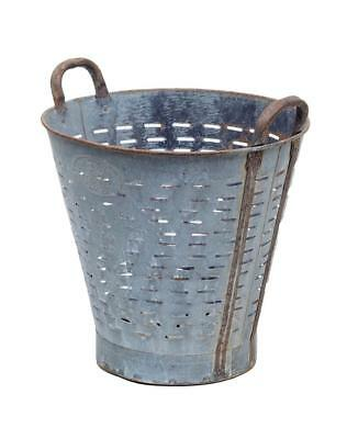 Early 20Th Century Metal Basket