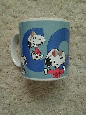 "Collectible Peanuts ""Joe Cool"" Coffee Mug"
