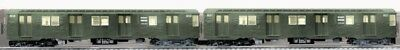 Lionel 6-18378 New York City Transit Authority R-27 Subway 2-Pack Set MIB **