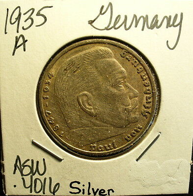 Silver Germany Coins (2)