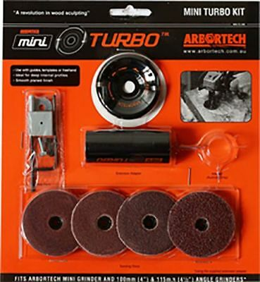 Arbortech Mini Turbo Kit für Winkelschleifer