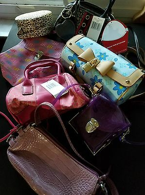 lot of 7 cute some new girls bags