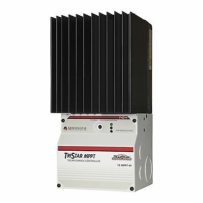 Morningstar TriStar 45A MPPT solar charge controller for caravans, boats and RVs