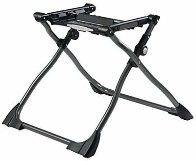 Peg Perego Bassinet Stand Charcoal Baby Stroller Bassinets, New