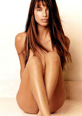 Art Print Poster / Canvas Adriana Lima's