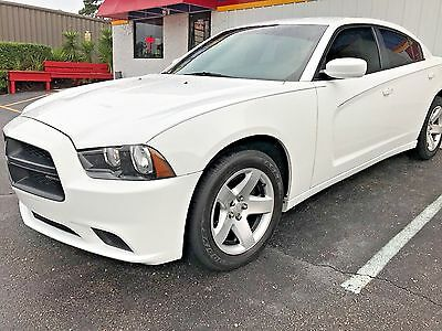 2011 Dodge Charger Police 2011 Dodge Charger RT Police Hemi