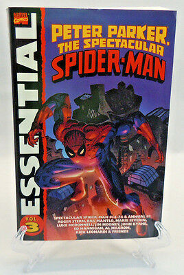 Spectacular Spider-Man Volume 3 Marvel Essential Comic TPB Trade Paperback New
