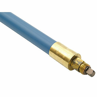 Bailey Lockfast Blue Poly Drain Cleaning Rod 22mm 900mm