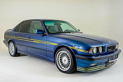 1990 BMW 5-Series  ALPINA B10 Biturbo BMW 535