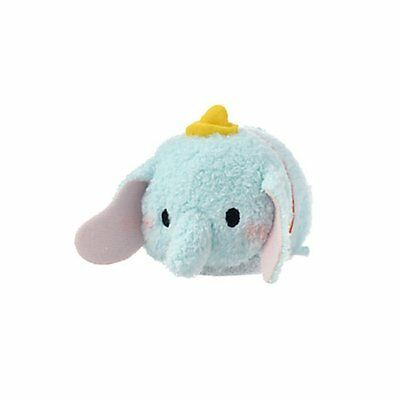 Disney Dumbo Collection - Dumbo Tsum Tsum Small Plush Mini - 3 1/2""