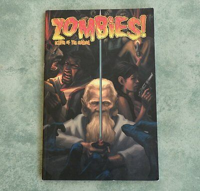 Zombies Eclipse Of The Undead Graphic Novel El Torres, Yair Herrera Walking Dead