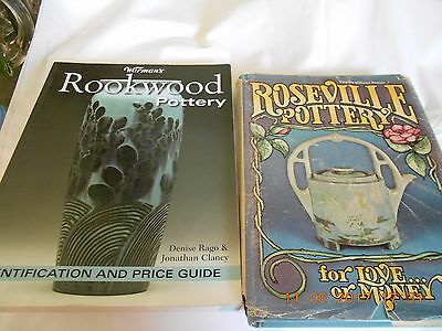 Books Research Antiques & Collectibles Rookwood Roseville