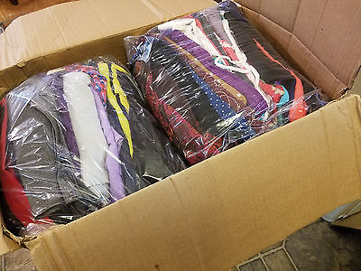 Huge Lot FALL WINTER 100 PC Pre-owned Womens Clothing Wholesale Resale CLOSEOUT
