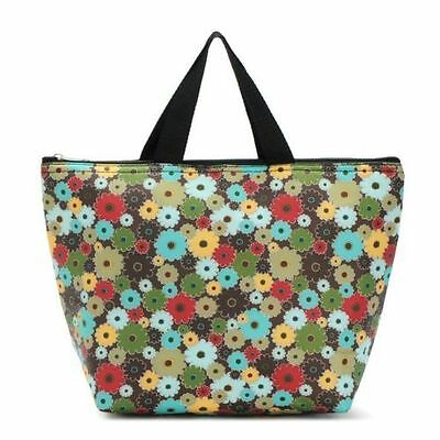 Defect Thirty One Thermal Picnic Lunch Tote Bag 31 gift Windsor Bouquet new b
