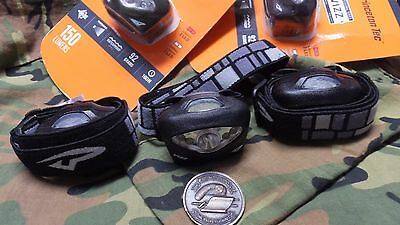 Princeton Tec Vizz Headlamp. Lot Of Two (2) Military Issue New