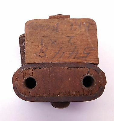 Leather Working Clicker Die Stamp (INV #205)