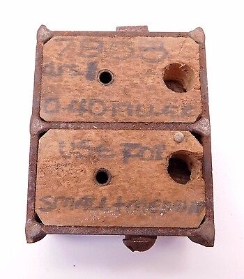 Leather Working Clicker Die Stamp (INV #155)