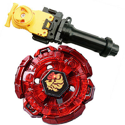 Beyblade Fang Leone W105RF BB-116D Metal 4D Power High Performance+Yellow Wire